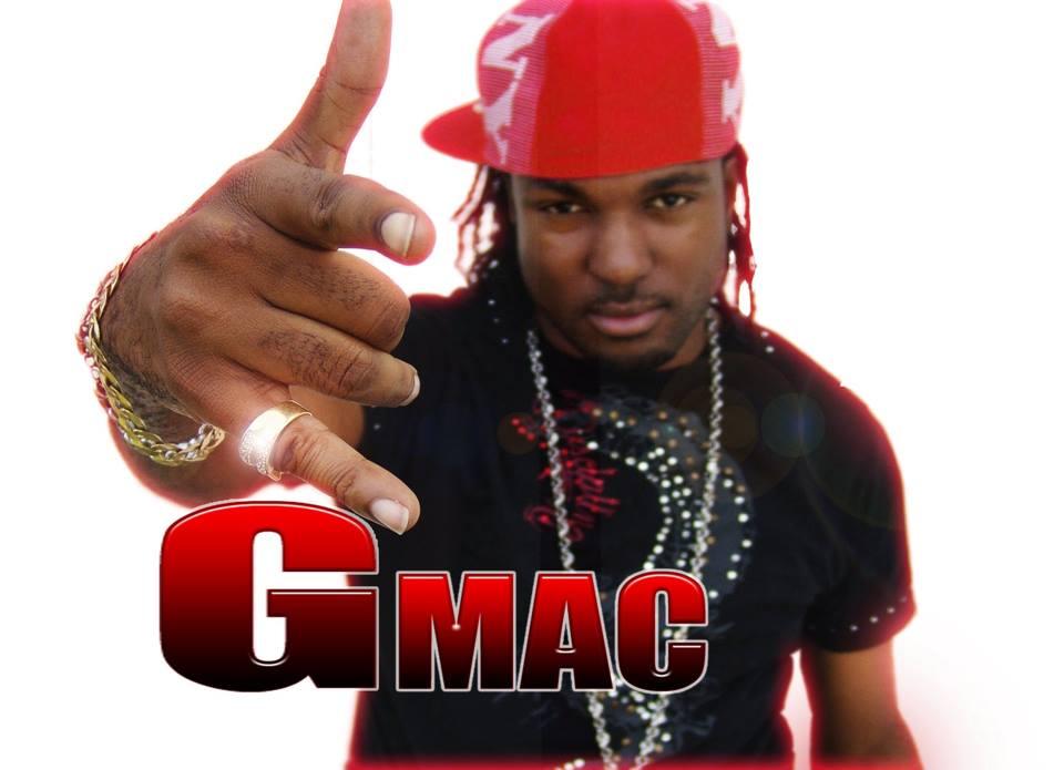 G-Mac: Jamaican Reggae artist