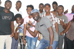 2KA TDC & Poetry Slammers from TG